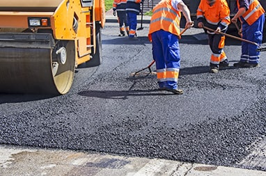 WD-Paving Commercial & Industrial Asphalt Installation