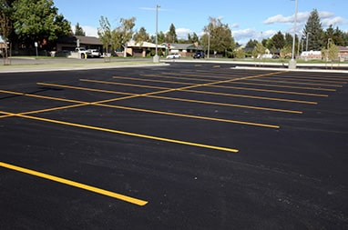 WD-Paving ADA Compliant Line Striping