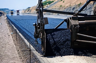 WD-Paving Municipal Asphalt Surface Installation