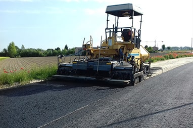 WD-Paving Municipal Repaving Services (resurfacing, milling, planing)