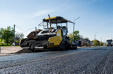 WD-Paving Residential Driveway & Private Roadway Installation