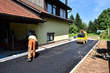 WD-Paving Residential Repaving Services (Resurfacing, Milling, Planing)